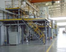 焊粉生产线